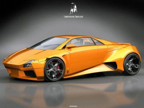 Самый космический концепт Lamborghini Embolado - фото 1