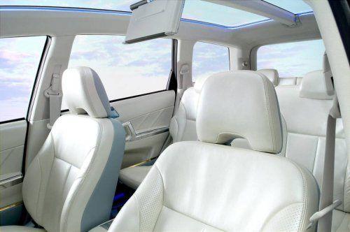 Subaru готовит футуристический Exiga Concept - фото 3