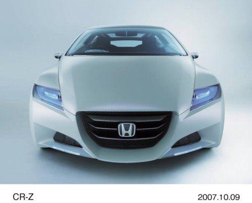 Невероятный концепт от Honda - фото 13
