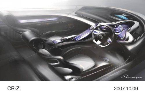 Невероятный концепт от Honda - фото 2