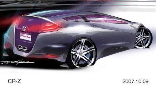 Невероятный концепт от Honda - фото 9