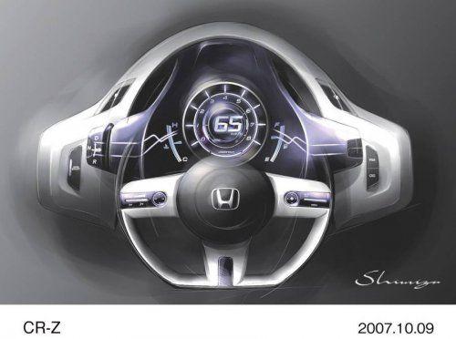 Невероятный концепт от Honda - фото 12