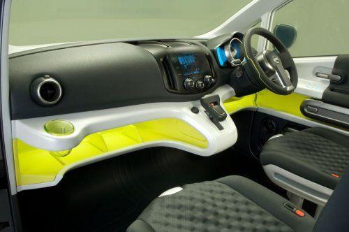 Nissan показал NV200 Concept - фото 1
