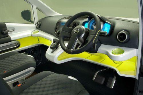 Nissan показал NV200 Concept - фото 2