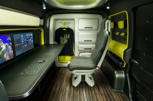 Nissan показал NV200 Concept - фото 10
