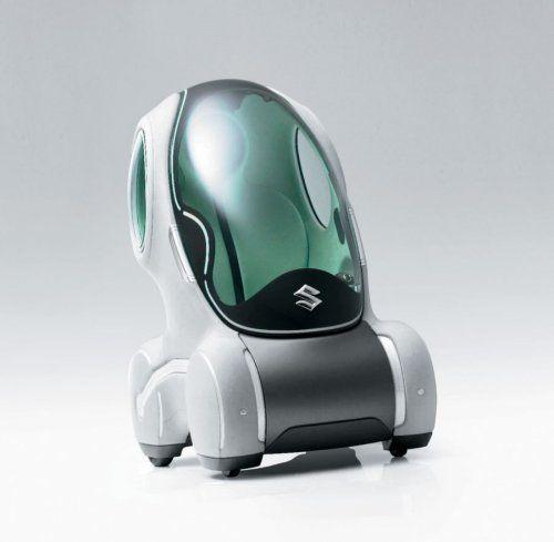 Настоящий трансформер Suzuki Sustainable Mobility Concept - фото 8
