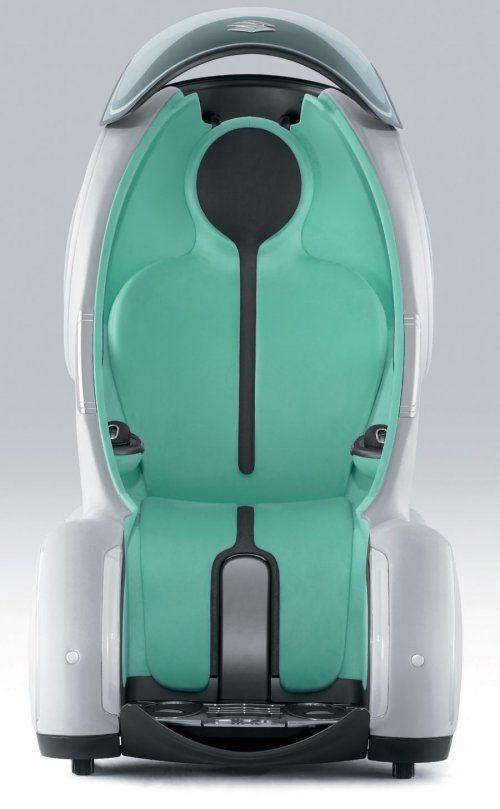 Настоящий трансформер Suzuki Sustainable Mobility Concept - фото 5