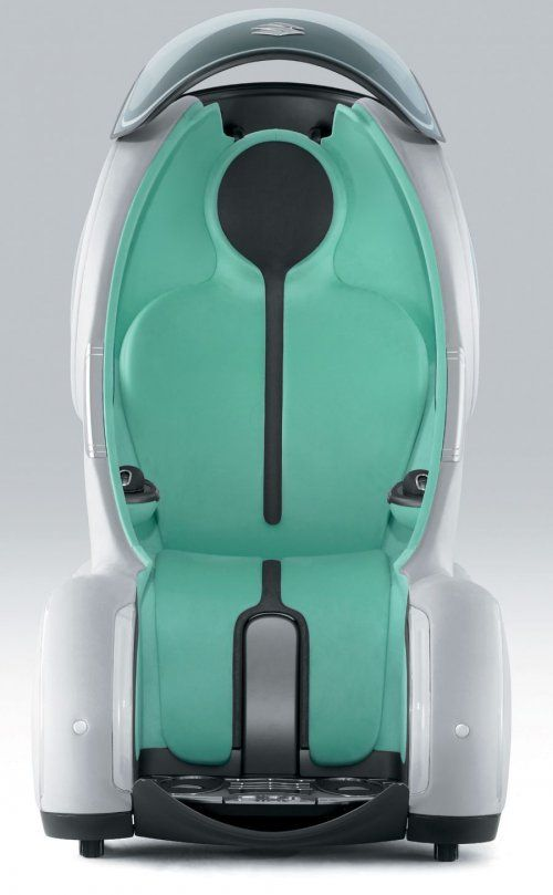 Настоящий трансформер Suzuki Sustainable Mobility Concept - фото 2