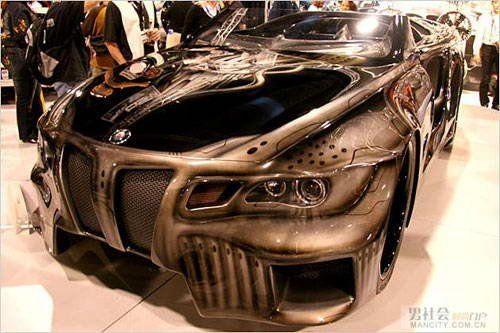 Хороший тюнинг на базе BMW6  - фото 1
