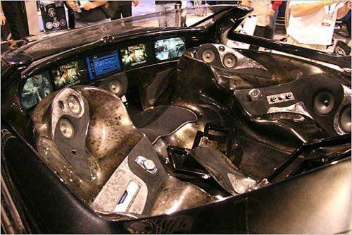 Хороший тюнинг на базе BMW6  - фото 3