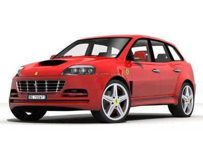 Ferrari построят внедорожник - фото 1
