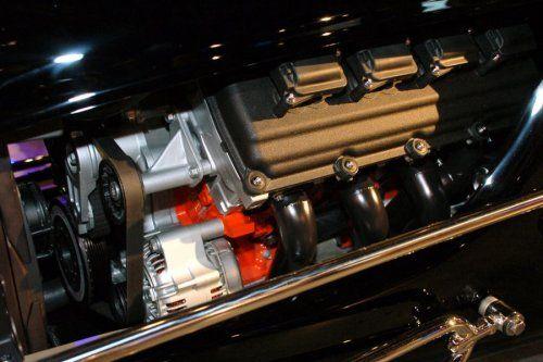 Живые фото Chrysler SR 392 Roadster с SEMA 2007 - фото 3